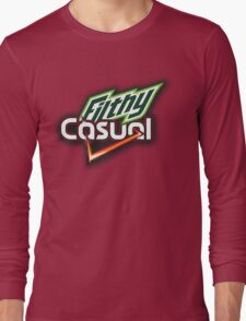 Filthy Casual Long Sleeve T-Shirt