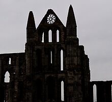 Whitby Abbey by Daveb500
