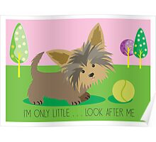 I'm Only Little . . . Look After Me Poster