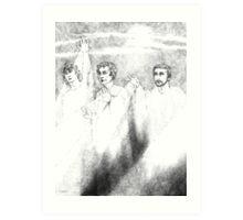 Heaven's Army Art Print