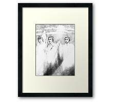 Heaven's Army Framed Print