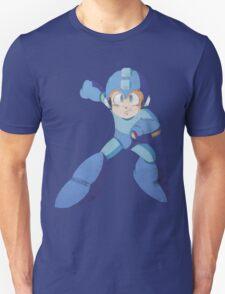 Mega Man 3 - Polygon Mega Man Unisex T-Shirt