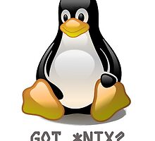 Linux - Got *Nix? by brzt
