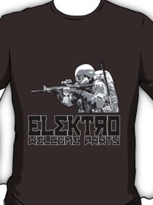 DayZ - Elektro Welcome Party T-Shirt