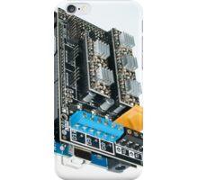 Circuit Board cover iPhone Case/Skin