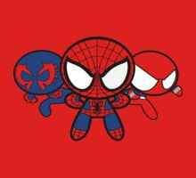 Great Responsibility Red Shirt by RRanger