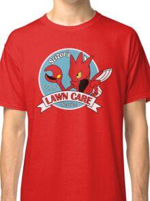 Scizor Lawn Care Red Shirt Classic T-Shirt