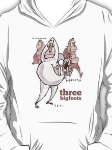Bigfoots top T-Shirt
