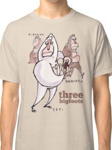 Bigfoots top Classic T-Shirt