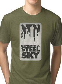 Beneath a Steel Sky Tri-blend T-Shirt