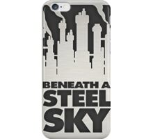 Beneath a Steel Sky iPhone Case/Skin