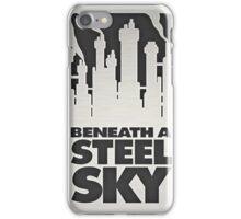 Beneath a Steel Sky iPhone Case/Skin