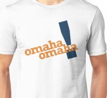 Omaha Omaha (Payton Manning Broncos Tee) Unisex T-Shirt
