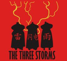 The three storms by Buby87