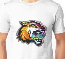 Roar Tiger T - Shirt Unisex T-Shirt