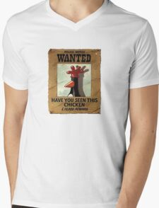 Have you seen this Chicken? Mens V-Neck T-Shirt