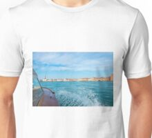 Taxi boat Unisex T-Shirt