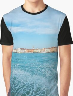 Taxi boat Graphic T-Shirt