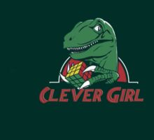 clever girl, jurassic by nicethreads