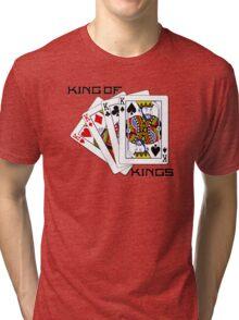 74 Card Pick-Up Tri-blend T-Shirt