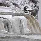 Flowing and Frozen by Jill Vadala