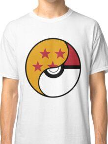 Dragon Ball x Pokemon Classic T-Shirt