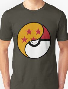 Dragon Ball x Pokemon T-Shirt