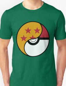 Dragon Ball x Pokemon T-Shirt