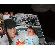 FIRST BORN Photographic Print