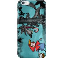 "RED RIDING HOOD: ""Hey Wolfy"" iPhone Case/Skin"