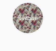 Floral Verzave Circle Unisex T-Shirt