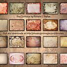 20 New Free Textures by PineSinger