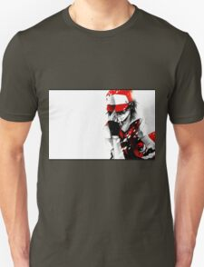 Pokemon Trainer Red Unisex T-Shirt