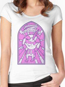 It's Always Been Wankershim Women's Fitted Scoop T-Shirt