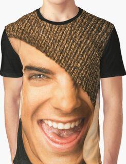 Zac Efron Cute Graphic T-Shirt