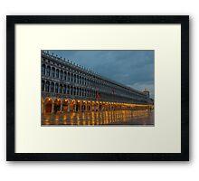 San Marco Framed Print