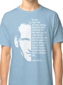 Ninth Doctor Season 1, Episode 1 Classic T-Shirt