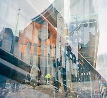 Urban Traces by James Taylor