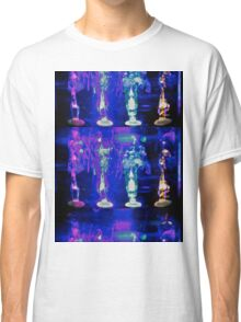 Psychedelic Flame Classic T-Shirt