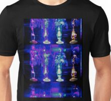 Psychedelic Flame Unisex T-Shirt