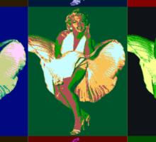 Marilyn Monroe Pop Art Sticker