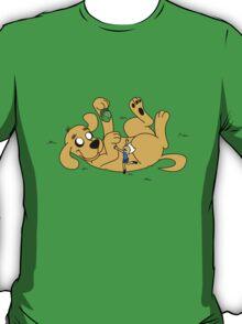Big Yellow Dog T-Shirt