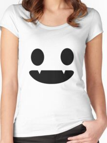 Jack Frost (Black Ver.) Women's Fitted Scoop T-Shirt