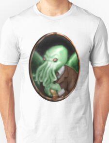 Portrait of Cthulhu Unisex T-Shirt