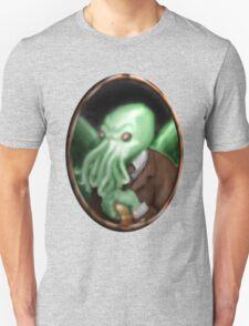 Portrait of Cthulhu T-Shirt