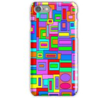 ItsASquare24 Abstract Art iPhone Case/Skin