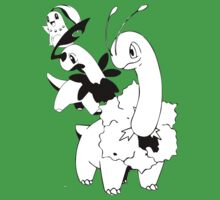 Chikorita Evolution Line by DigitalPokemon