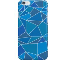 Triangular abstract iPhone Case/Skin