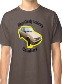 KCA Cavaliers Yellow Classic T-Shirt