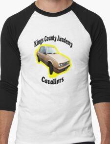 KCA Cavaliers Yellow Men's Baseball ¾ T-Shirt